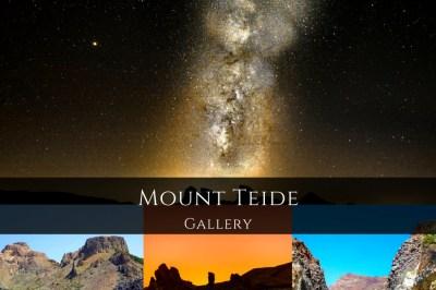 Mount Teide Gallery