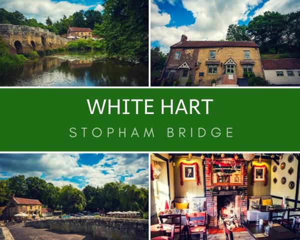 White Hart Stopham Bridge