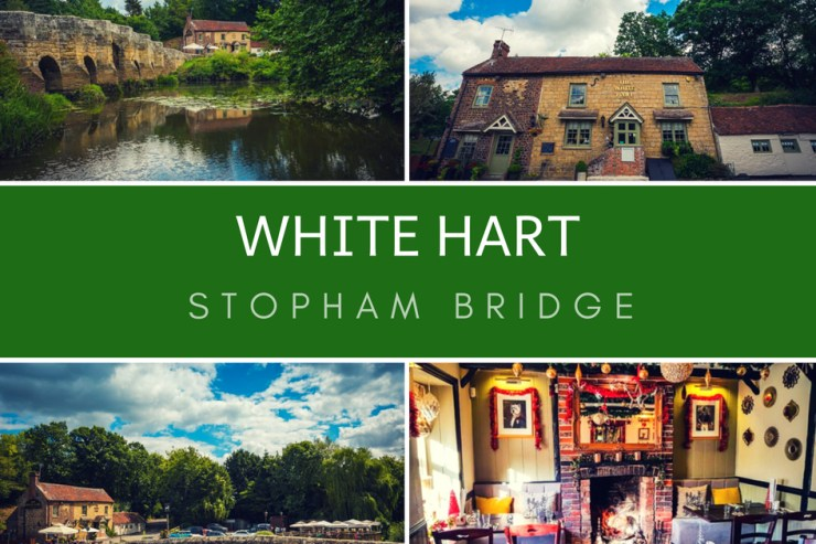 White Hart Stopham Bridge