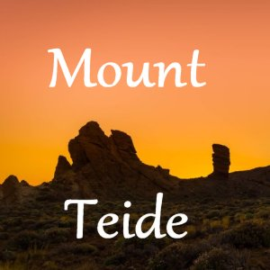 mount Teide Travel Gallery