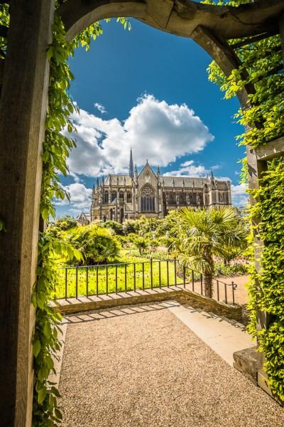 Collector Earl's Gardens arundel castle
