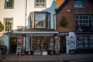 Bookshop in Arundel