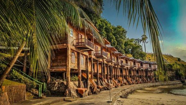 Seafront Room - KTM Resort