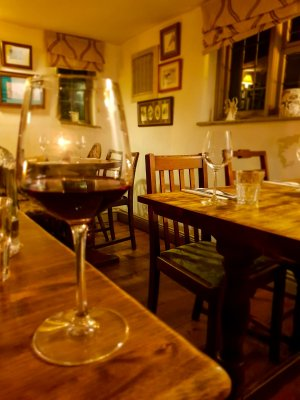 Fox Inn Rudgwick Interior