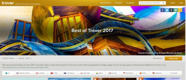 best of trover 2017