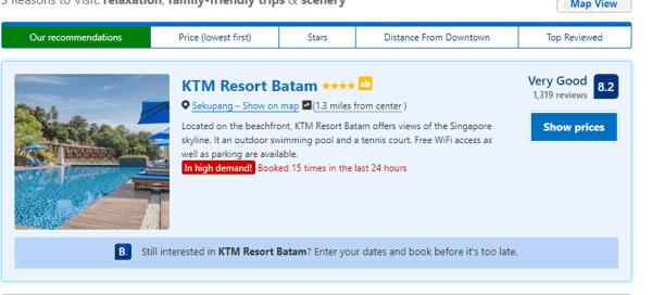 KTM Resort Bookingcom