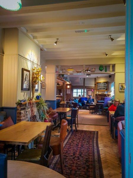 The Grantley Arms Wonersh Interior