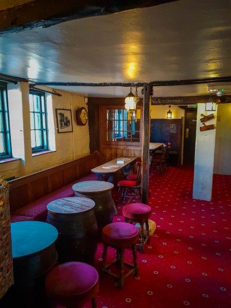 Barrel Bar - The Star Inn Rusper