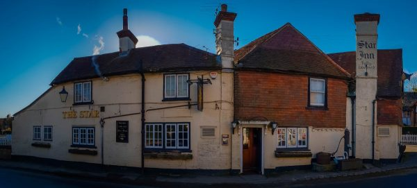 The Star Inn Rusper - exterior