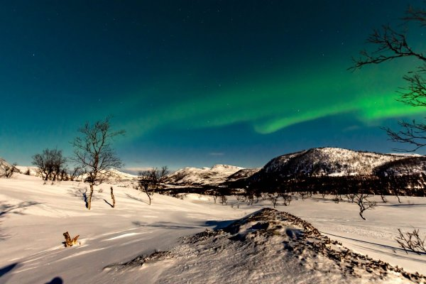 How to Photograph the Northern Lights 2