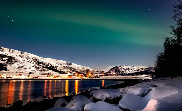 How to photograph the Northern Lights - Composition