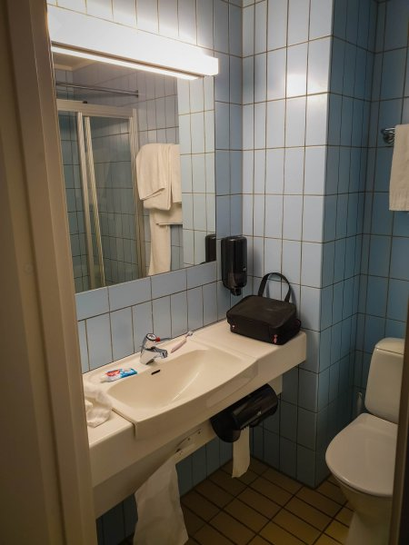 sydspissen hotel tromso Bathroom (2)