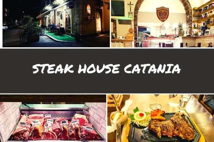 STEAK hOUSE cATANIA