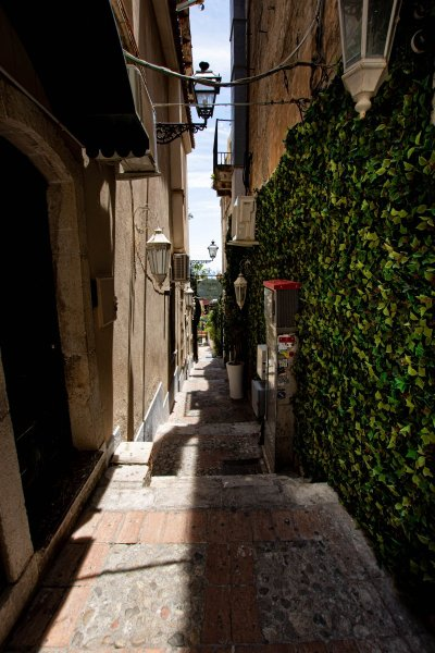 Alleys - Things to do in Taormina