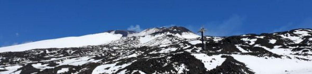 visit to mount etna