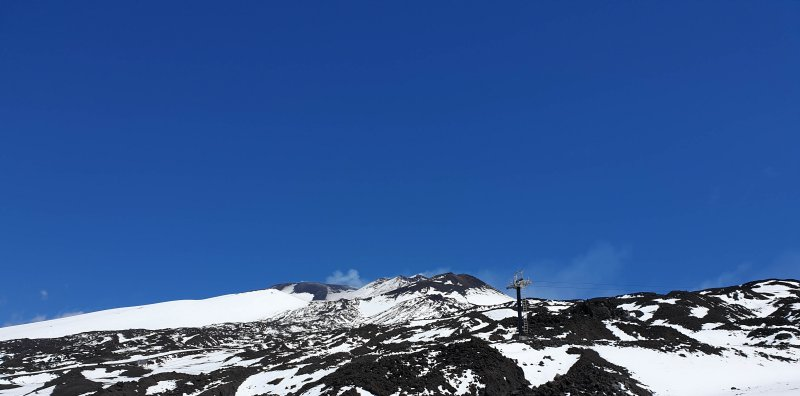 Summit View - Visit to Mount Etna