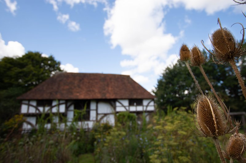 Garden - Weald and Downland Living Museum