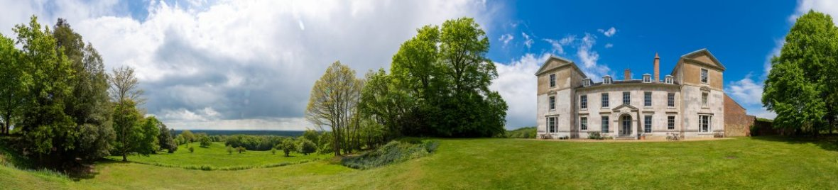 Panorama - Leith Hill Place
