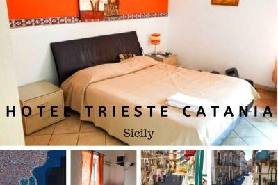 Hotel Trieste Catania