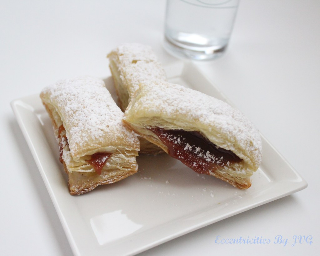 guava pastry puffs