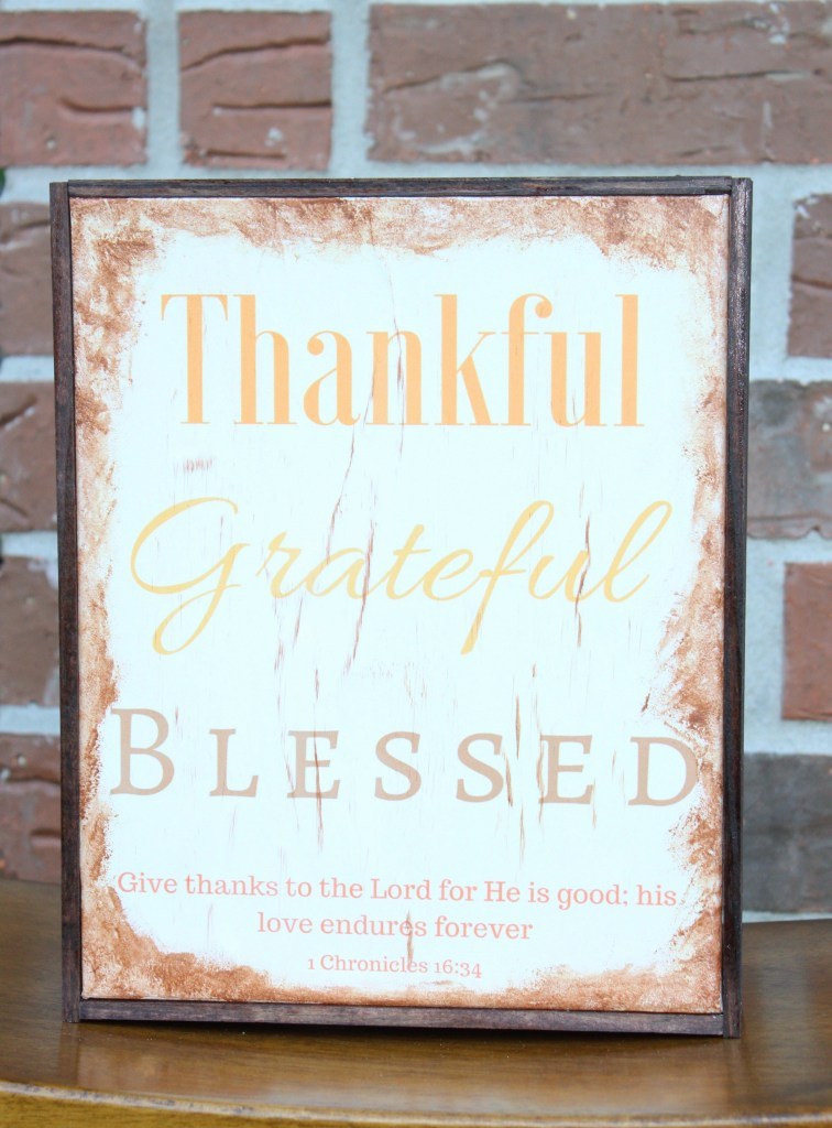 printable turned beautiful sign finished