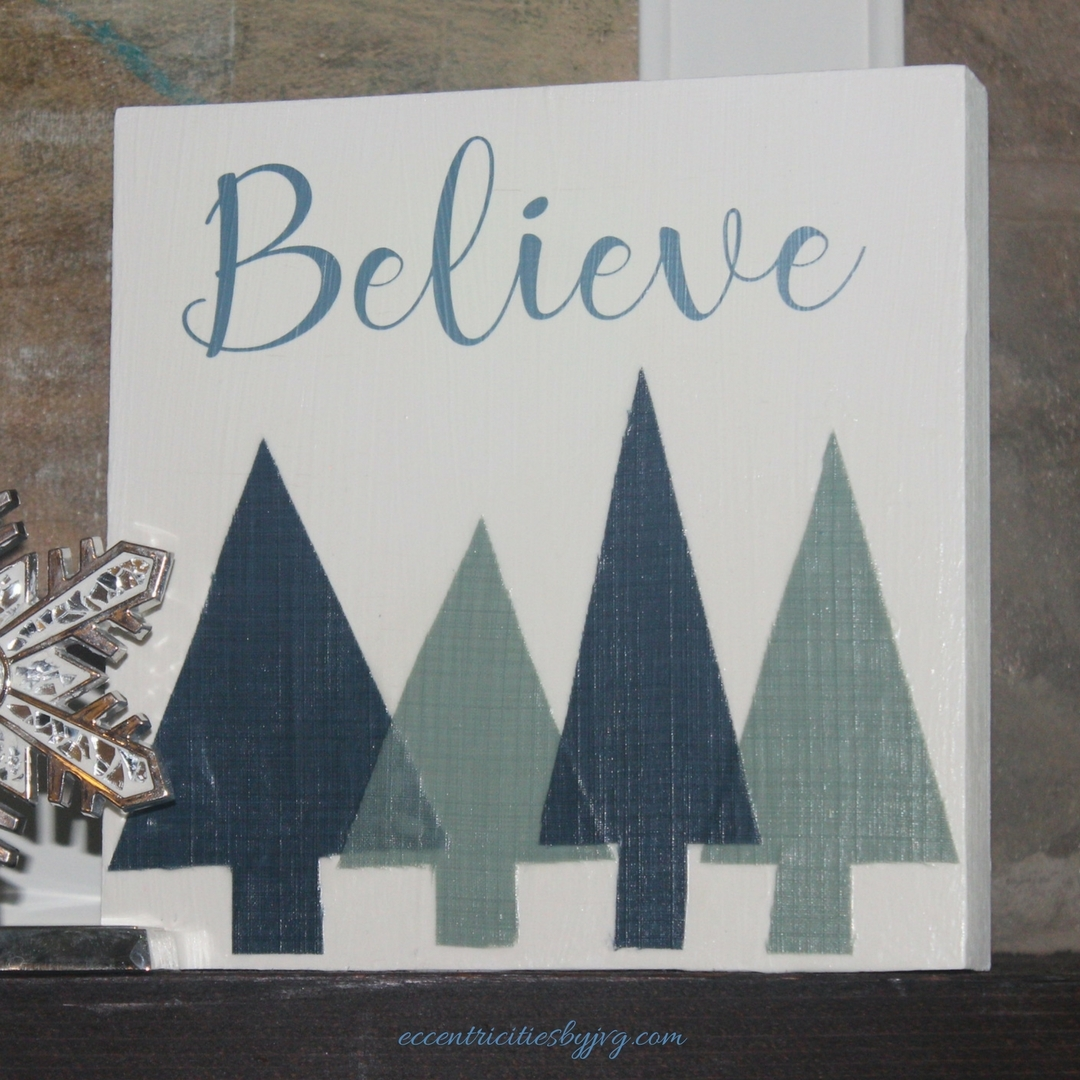 DIY Christmas Trees box art