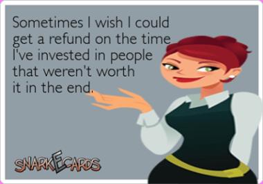 Investment Refund