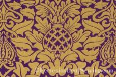 Fairford Violet/Gold