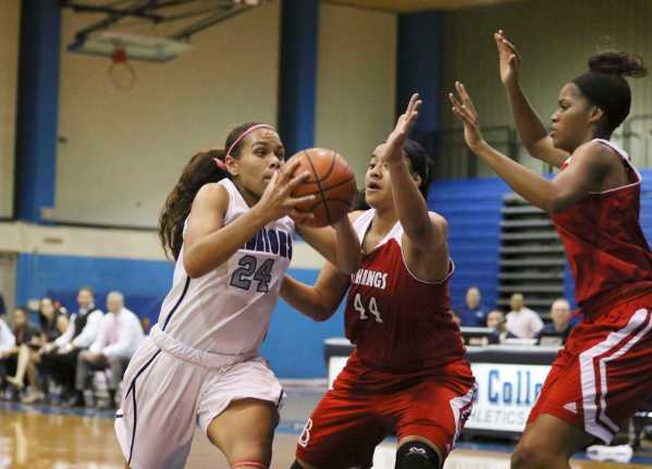 Women's basketball team downs LBCC, remain undefeated in ...