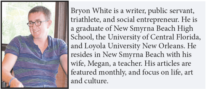 Bryon White author biography
