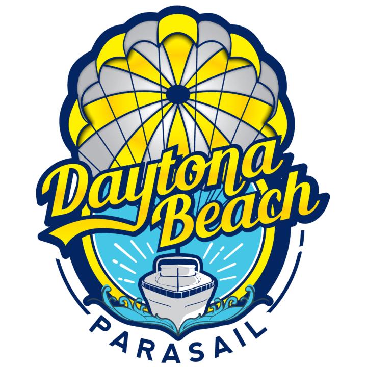 Daytona Beach parasail logo
