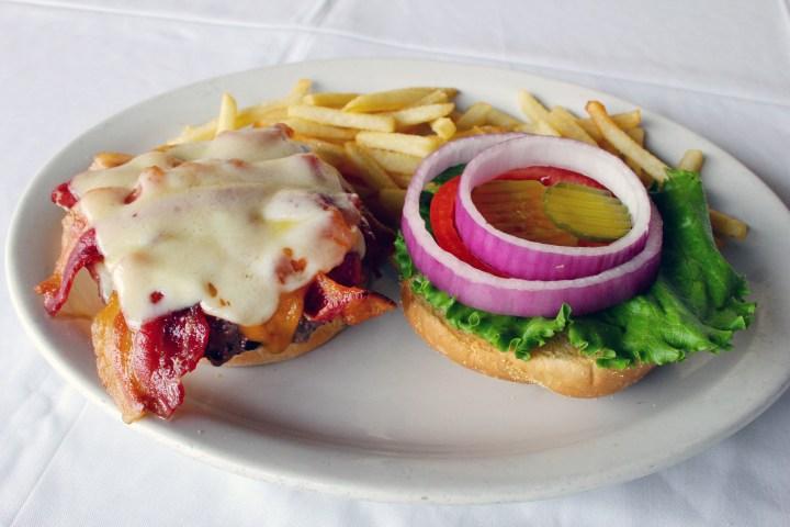 NS steakhouse burger