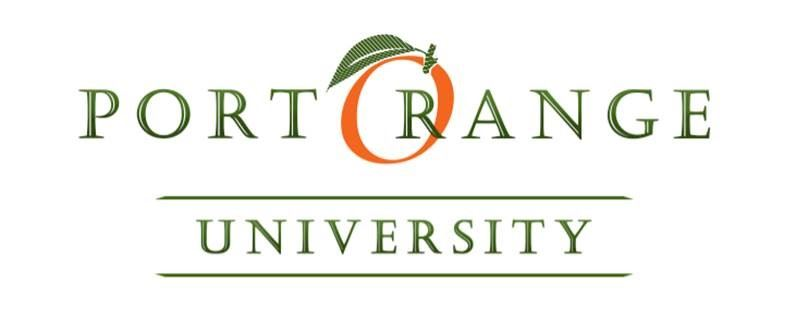 port orange university logo