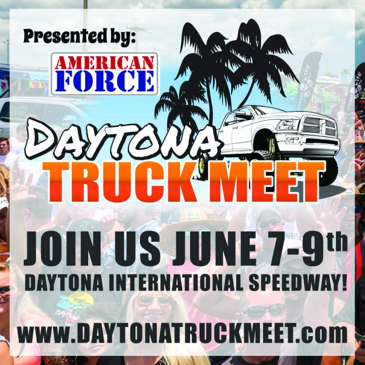 Daytona Truck Meet