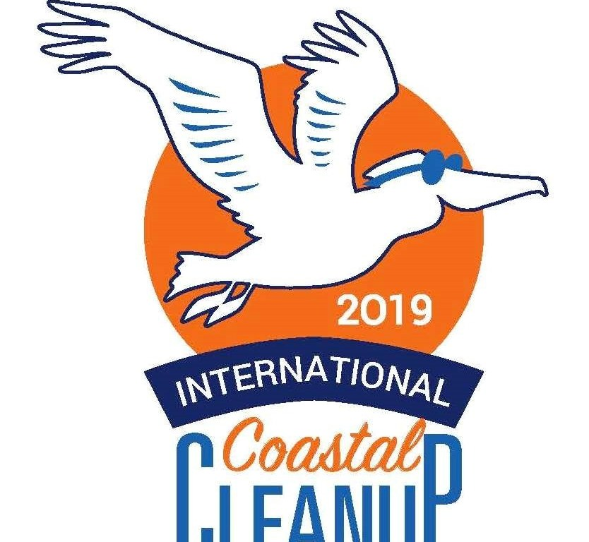 2019 international coastal cleanup logo