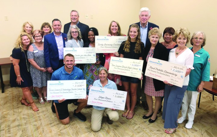 AdventHealth Foundation donations