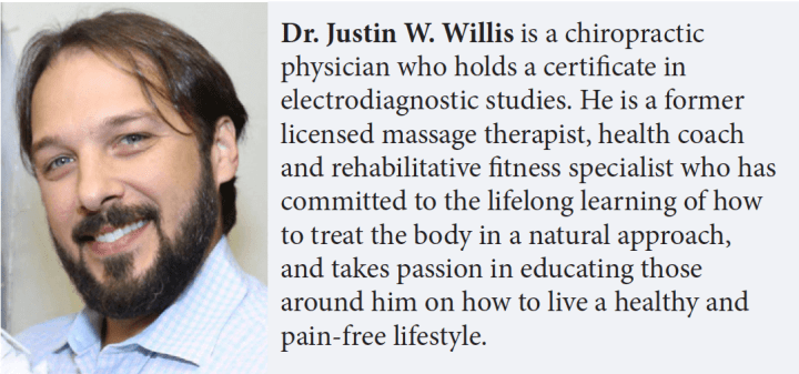 Dr. Justin Willis biography