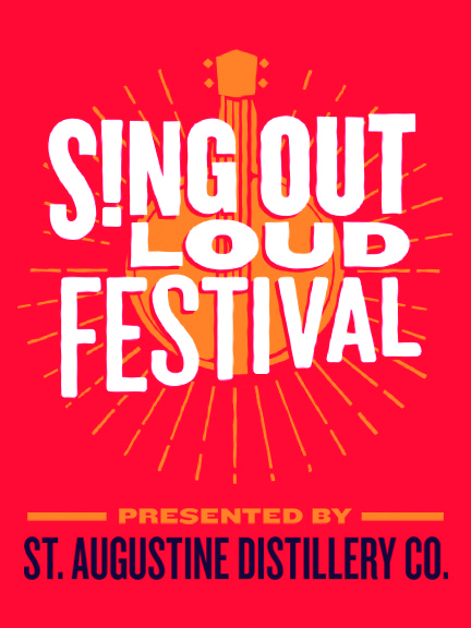 sing out loud festival logo 2019