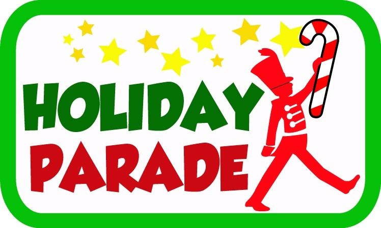 Holiday parades graphic
