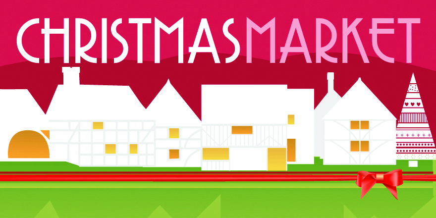 coastal christmas market