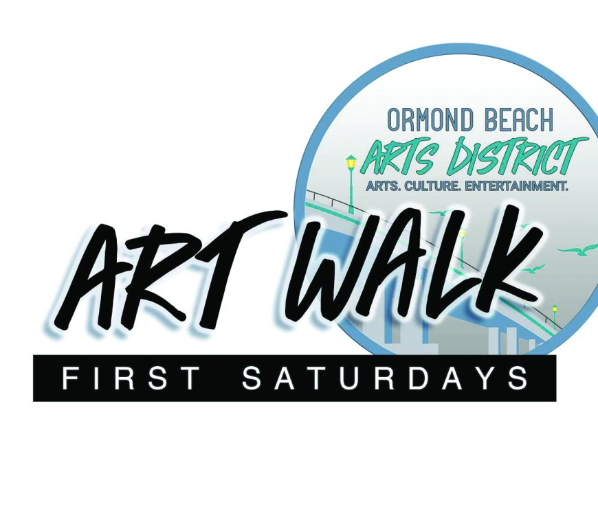 ormond art walk logo