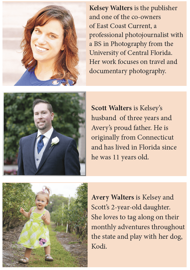 Walters family bio