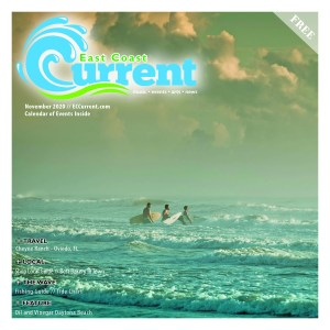 east coast current November 2020 issue cover