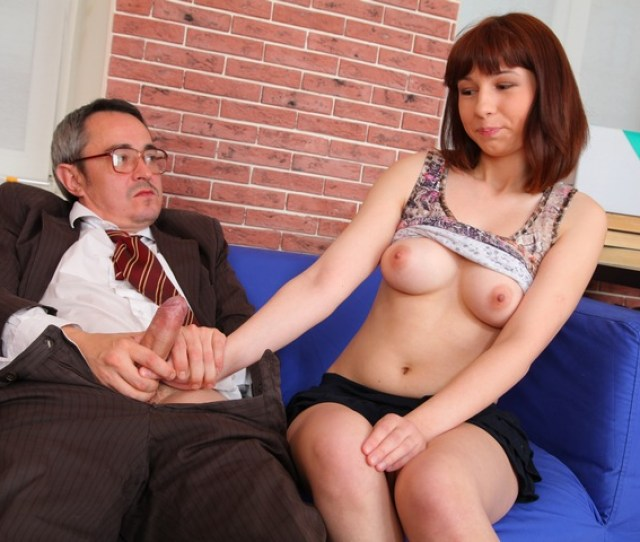 Elena Struggles For Her Grades In Her Teachers Class And Wants To Fuck Him For A Better Grade Today Teendorf Tv
