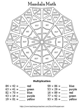 Image Result For Math Multiplication Worksheets Grade 5 Pdf