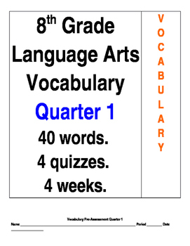 Image Result For English Language Arts Worksheets For 8th Grade