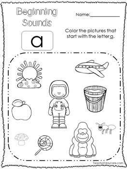 573 Alphabet Worksheets Download Preschool Kindergarten