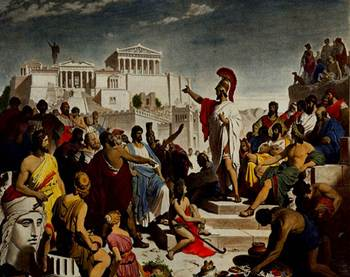 Ancient Greece Athens Vs Sparta By Gary Staiger