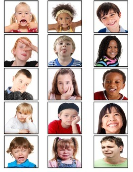 Autism Emotions Sorting Board and Flashcards by Autism ...