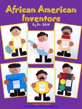 black inventors posters worksheets